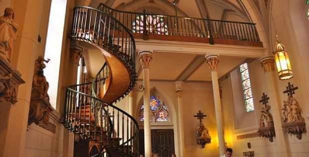 Escalera de San José-min